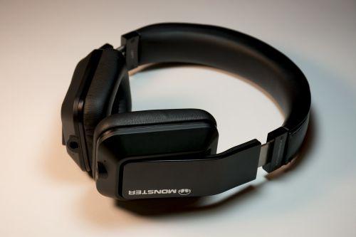 headphones monster sound