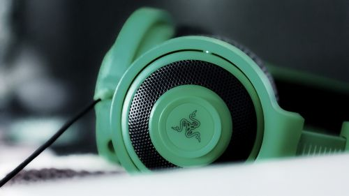 headphones razer gaming