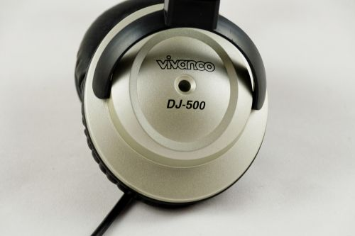 headphones dj audio