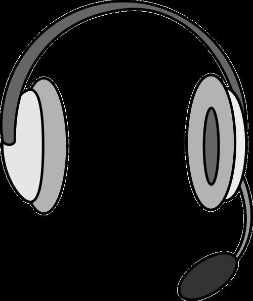 headset headphones audio