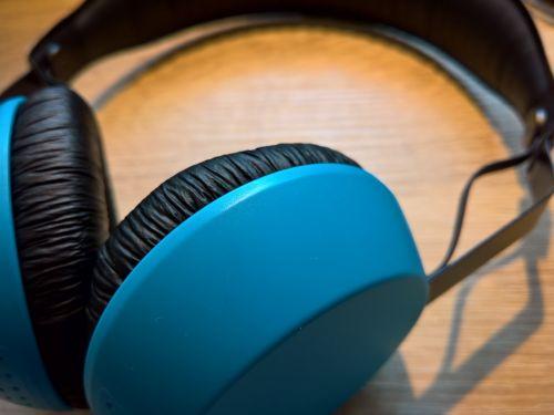 headset headphones music