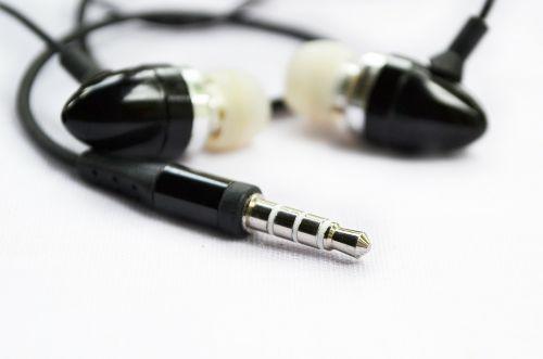 headset handsfree earphones