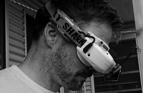 headset fpv goggles