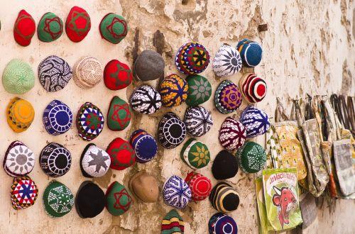 headwear knitted morocco