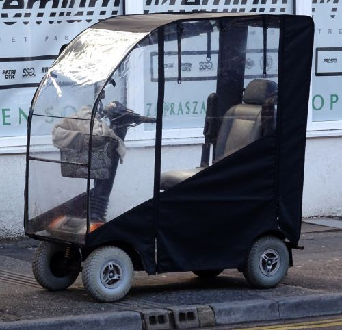Health Mobility Carriage