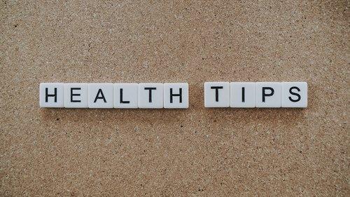 health tips  health advice  health blog