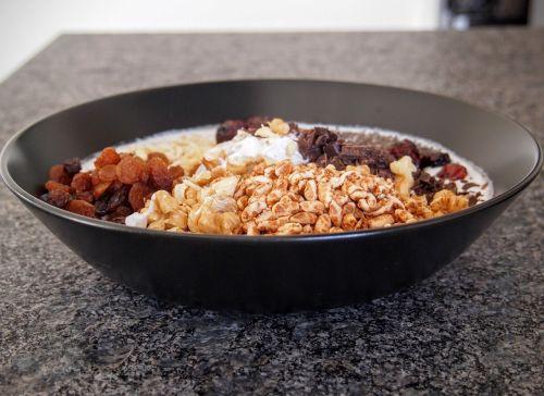 cereals healthy vegan