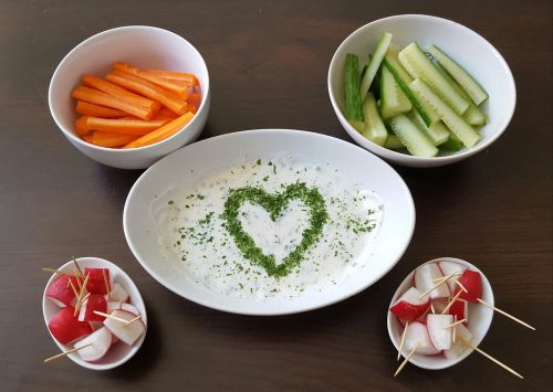healthy vegetables carrot