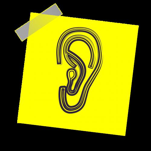 hear hearing aid