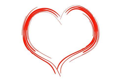 heart valentine's day love