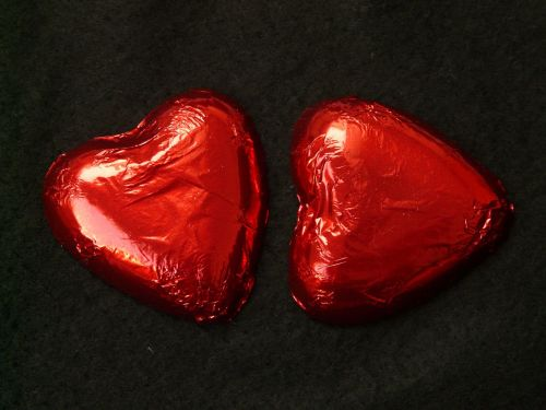 heart love red