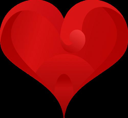 heart love love heart