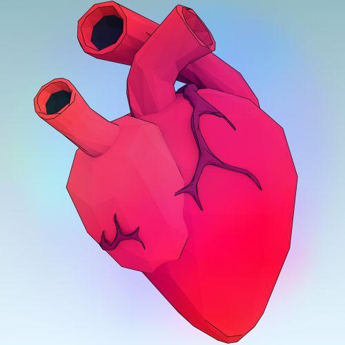 heart cartoon drawing