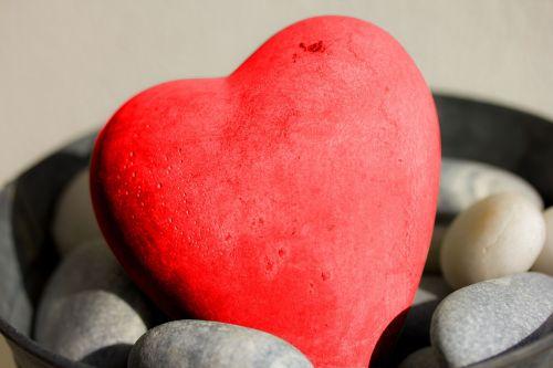 heart stone heart stone
