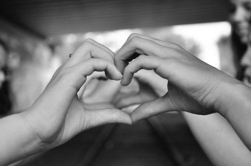 heart the heart of love