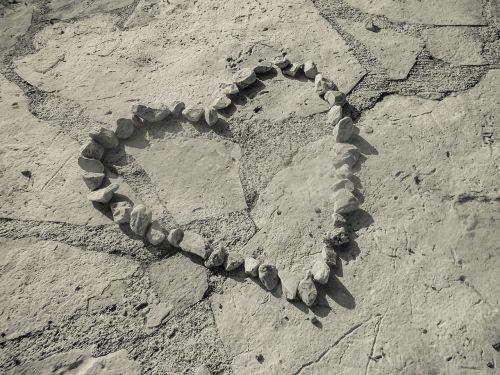 heart stone stone heart