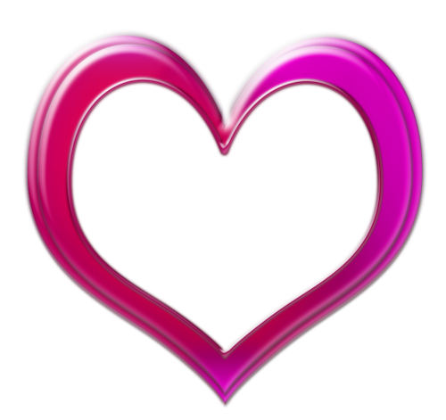 heart frame symbol