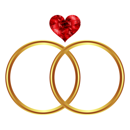 heart ring icon