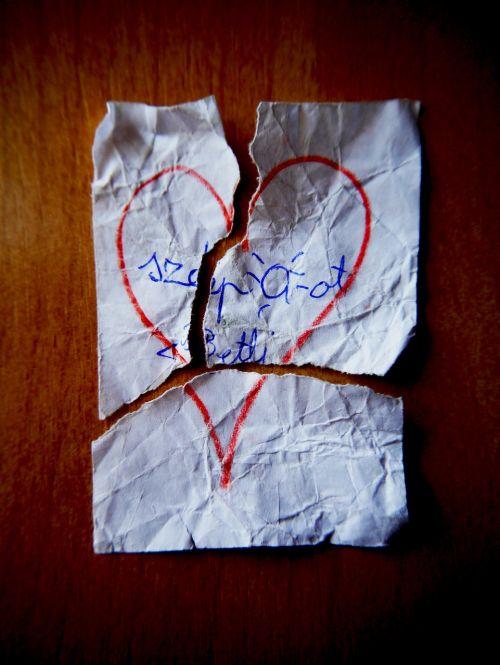 heart love grief