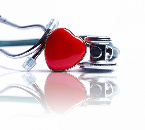 heart stethoscope medicine