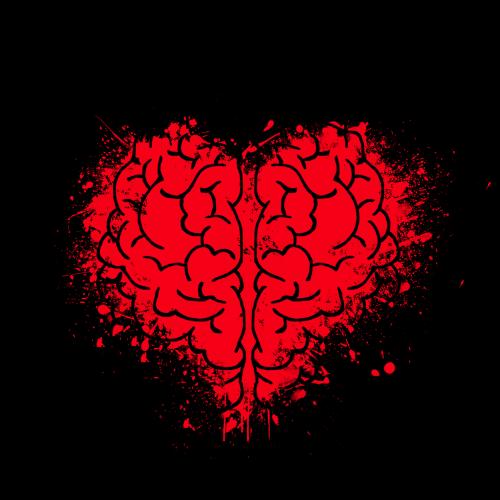 širdis,smegenys,protas,psichologija,abejonių,plačių pažiūrų,mintis,galva,chaosas,mintis,raudona,meilė,balansas,logika,jausmas jausmas,idėjos