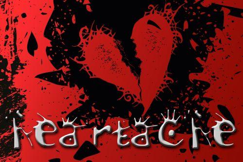 heart broken heart pain