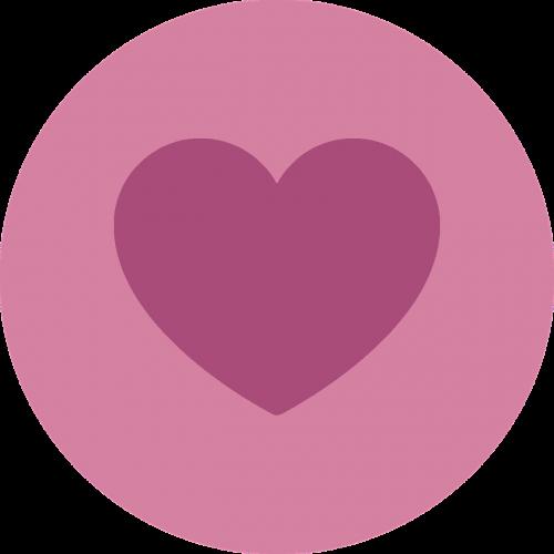 heart like love
