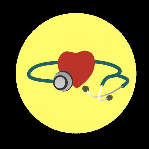 heart stethoscope health