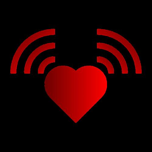 heart red logo