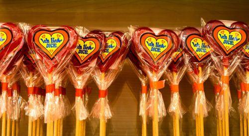 heart love lolli