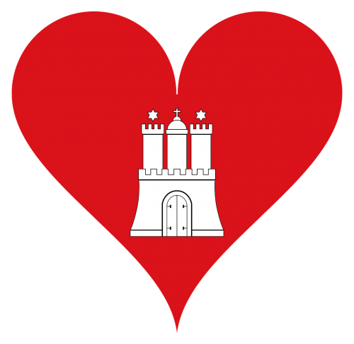 heart love castle