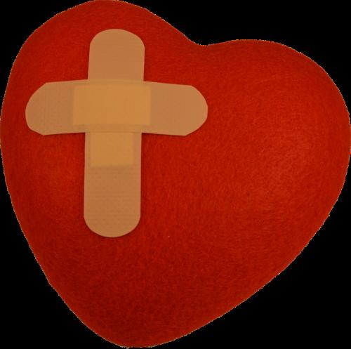 heart patch heartache