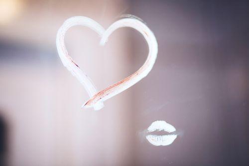 heart love lips