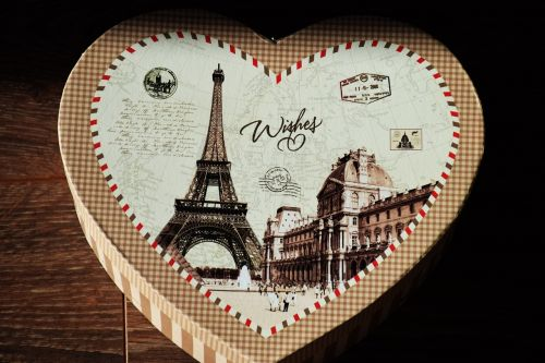 heart wishes box