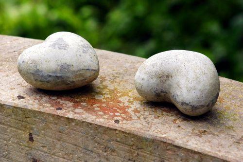 heart stone contemplative