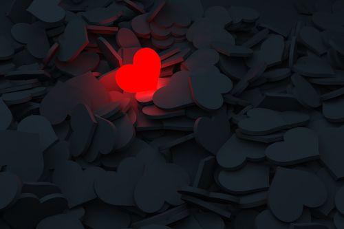 heart love sorrow