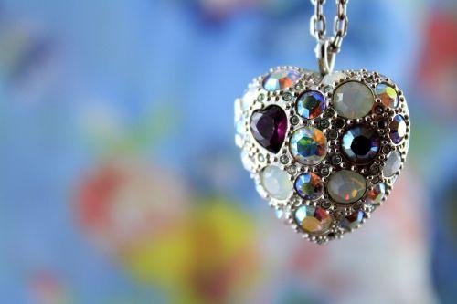 heart love jewel
