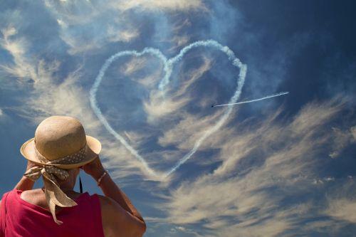 heart sky heaven