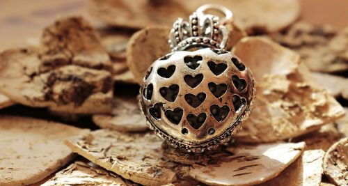 heart heart with crown heart with hearts
