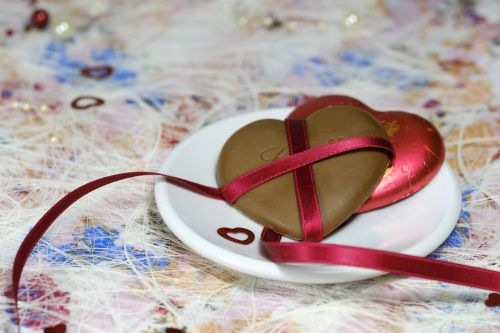 heart chocolate love