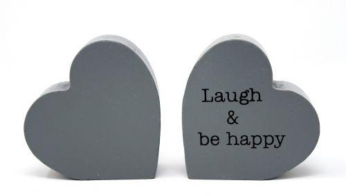 heart laugh happy