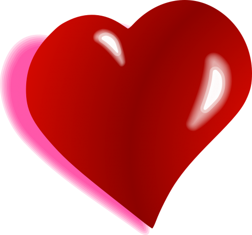 heart red love
