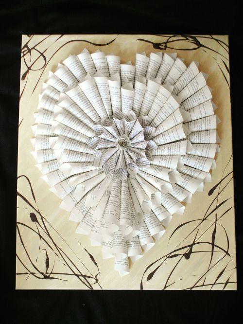 heart paper tinker