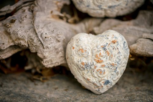 heart  love  ceramic