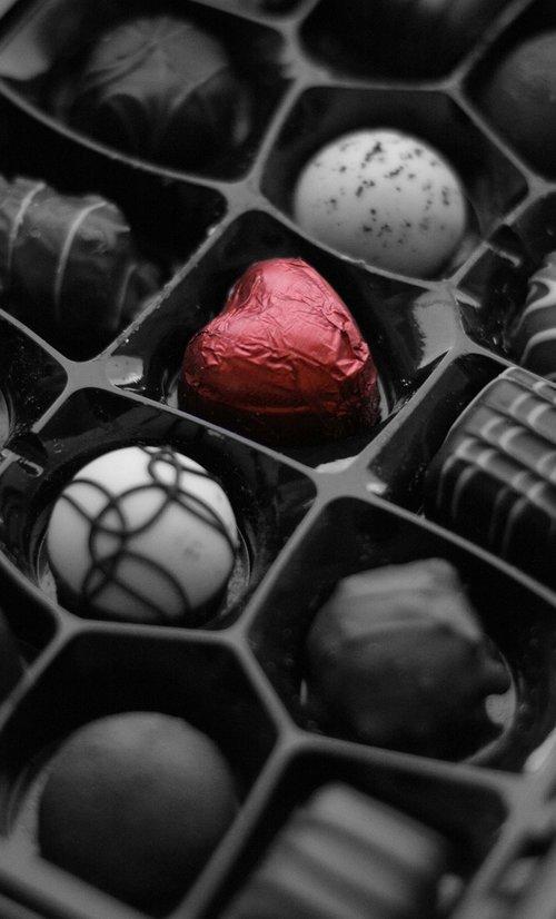 heart  chocolate  love