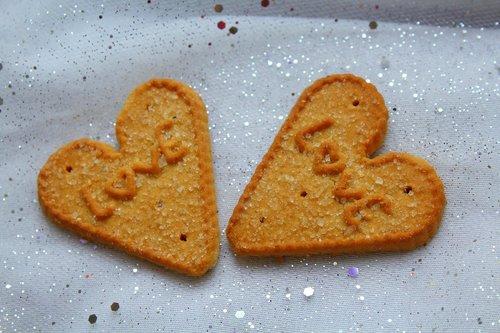 heart  cookies  emotions