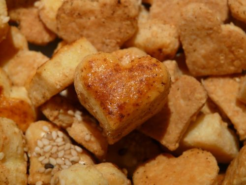heart bake recipe