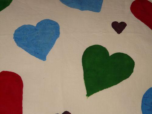heart herzchen blue