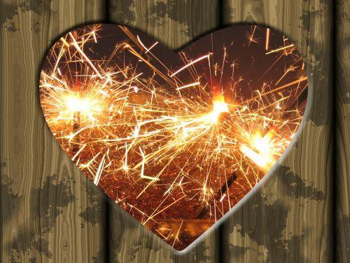 heart love luck