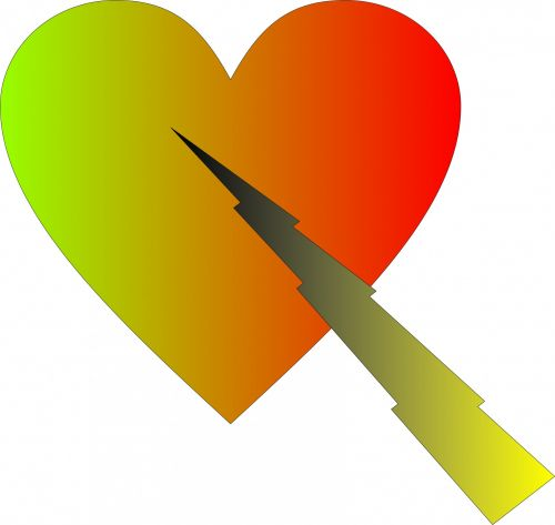 Heart And Spear